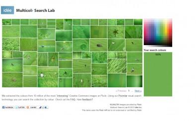 Multicolor Search Lab