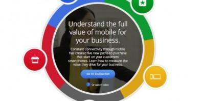 Full Value of Mobile de Google