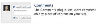 plugin comments facebook