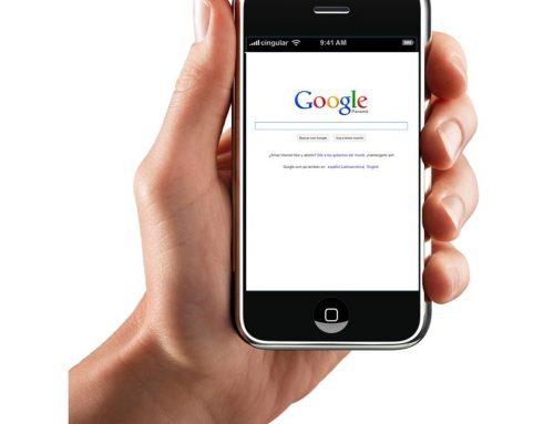 Un 33% de las búsquedas móviles se convierte en una compra, según Google